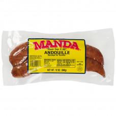 Manda Andouille Links 12oz