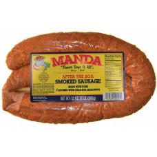 Manda After the Boil Sausage 2lb